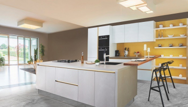 Creative Ideas for Making a Small Kitchen
