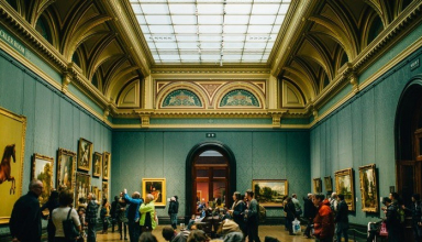 Why Everyone Should Be Visiting Museums