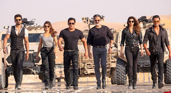 Race 3 movie review pictures