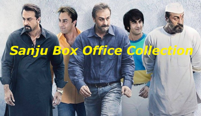 Sanju Box office Collection Poster