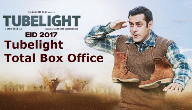 Tubelight Total Box Office
