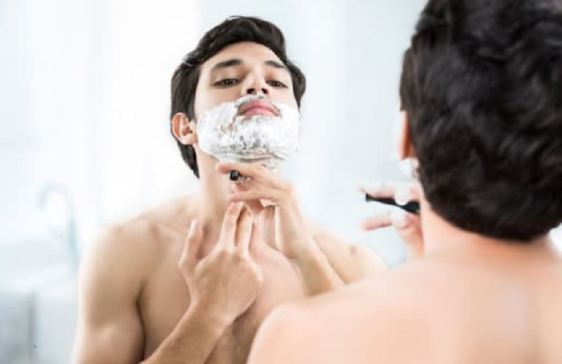 How to Shave the Neck Beard