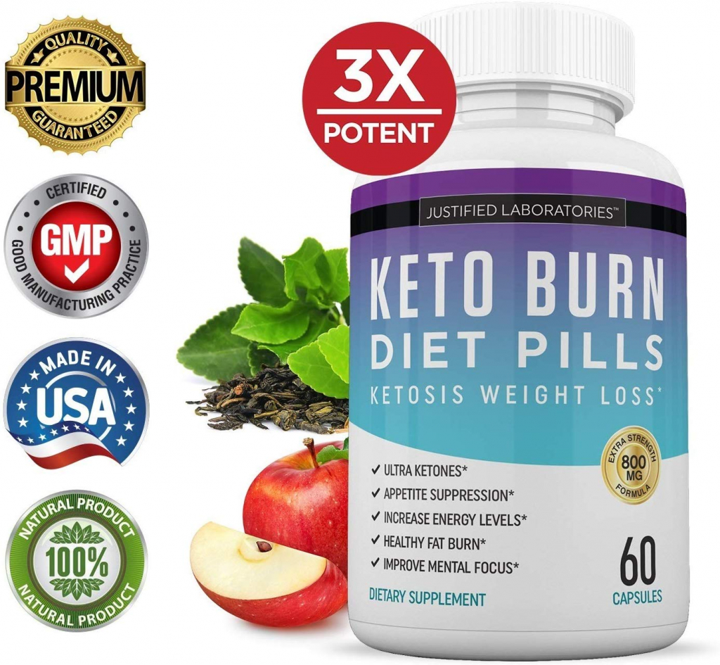 Keto Burn Diet Pills2