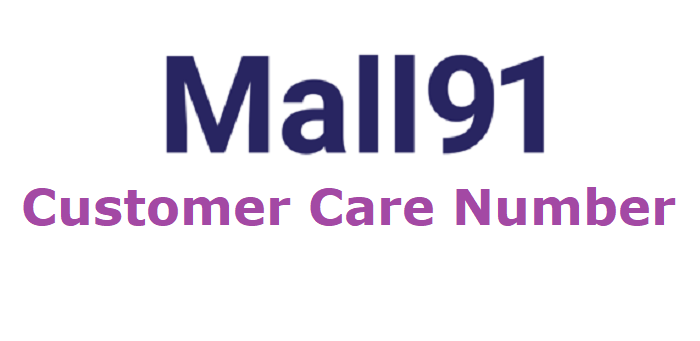 Mall 91 Customer Care No