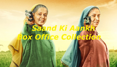 Saand Ki Aankh Box Office Collection till Now Worldwide
