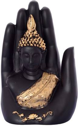 Golden Handcrafted Buddha