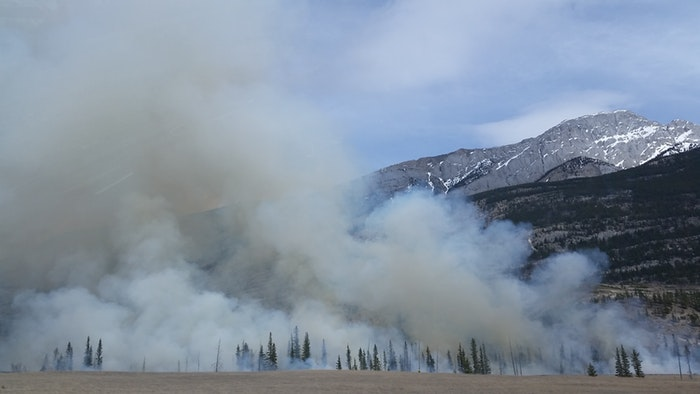 the Largest Wildfire in Idaho's History