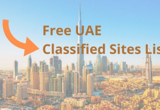 Free UAE Classified Sites List