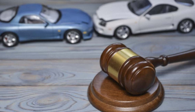 Car Accident Attorney Steps