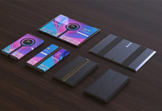 Xiaomi Patents new Foldable Smartphone