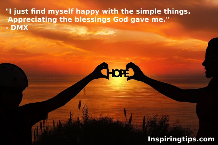 Inspirational Quotes about God's Blessings