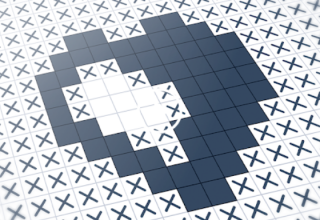 Picture Cross Puzzle Game